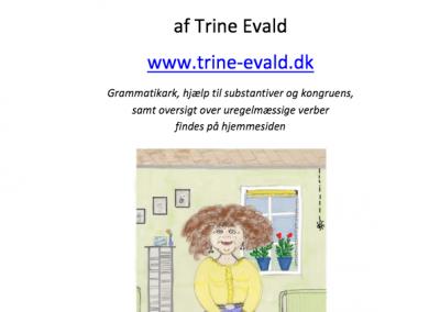 Tysk Grammatik 6. Klasse