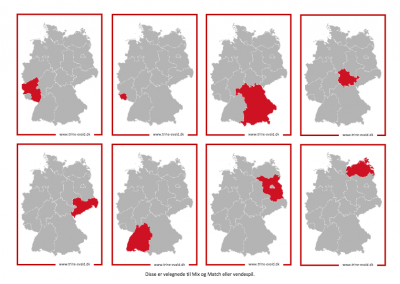 Tyske Delstater