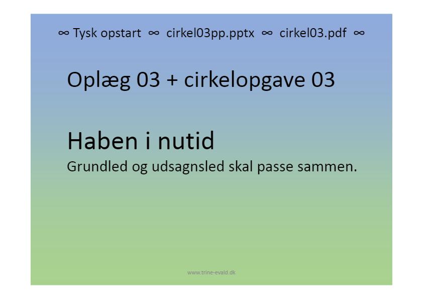 Cirkel 03 PP